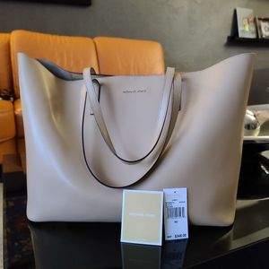 Michael Kors Emery XL Leather Tote